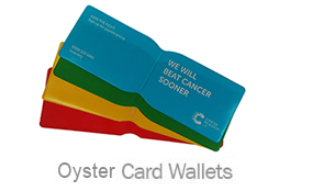 PVC Oyster Card Wallets