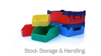 Stock Storage & Handling Bins and Boxes